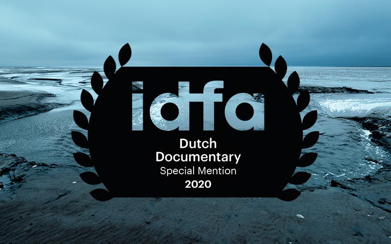 Special Jury Mention IDFA 2020 received for Silence of the Tides