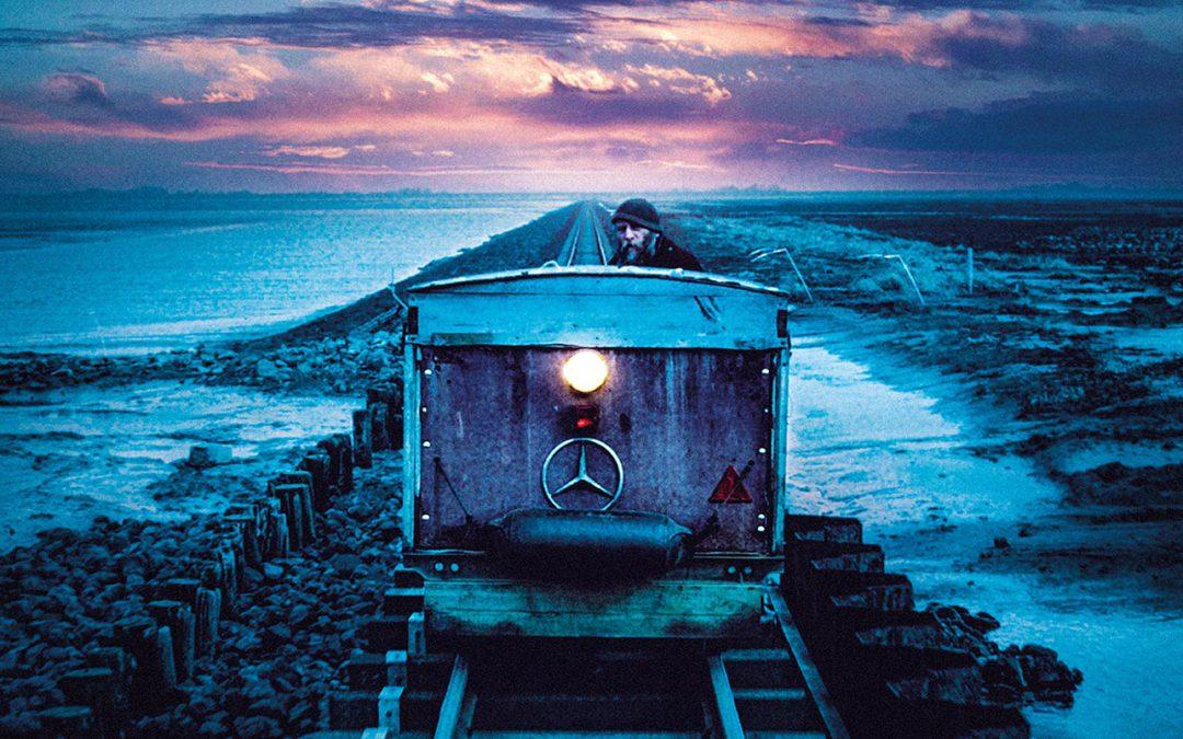 Oorverdovende silence of the tides. Waddenfilm van Pieter- Rim de Kroon